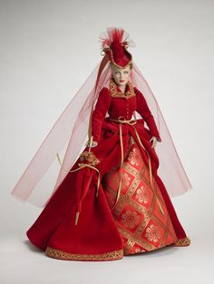 tonner doll 2006 | The Queen of Hearts - LE 300