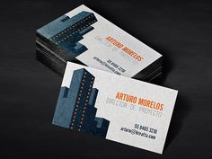 KREATA business cards