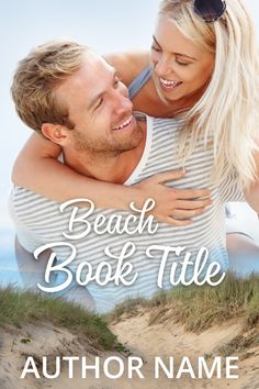 Beach romance book cover for sale Book Covers For Sale, Premade Book Covers, Beach Romance, Contemporary Romance Books, Ebook Cover, Book Title, Self Publishing, Book Cover Design, Paperback Books