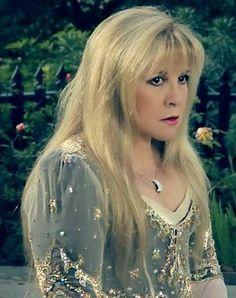 The beautiful Stevie Nicks