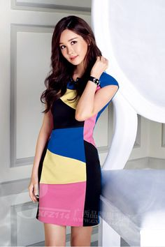 Lee Da-hae for Shunufang Summer 2014 and Additional Pictures from the Spring Collection | Crush On Da-hae