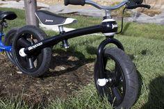 Reviewed: Joovy Bicycoo no-pedal bike