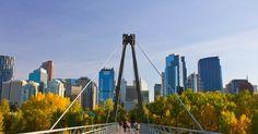 O que fazer no verão em Calgary #viagem #canada #viajar