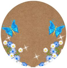 Round Labels, Napkins, Prints, Collages, Boxes, Tote Bags, Borders And Frames, Tags, Invitations
