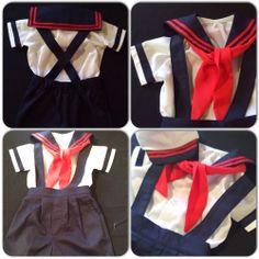 traje marinero de bebe 8299072921