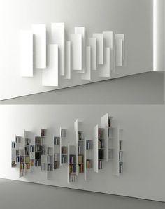 Interior Inspiration: design libraries + bonus DIY   Inspire We Trust