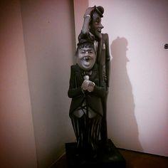Laurel y Hardy Greek, Statue, Art, Craft Art, Greek Language, Kunst, Gcse Art, Sculpture, Art Education Resources