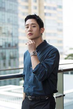 Han Ji-min and Jung Hae-in confirmed to star in an upcoming drama - Annyeong Oppa Korean Star, Korean Men, Drama Korea, Korean Drama, Asian Actors, Korean Actors, Kim Woo Bin, Sung Joon, Handsome Asian Men
