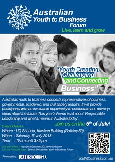 Best opportunity of the year to challenge your thinking! Be challenged, be inspired, be a LEADER! #AIESEC #Y2B.