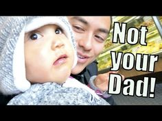 HE'S NOT YOUR DAD! - April 13, 2016 -  ItsJudysLife Vlogs