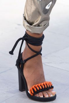 Isabel Marant, Spring 2016 - The Fiercest Runway Shoes of Spring 2016 - Photos