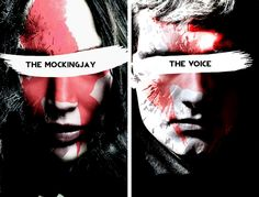 The ones who started it all, #KatnissEverdeen and #PeetaMellark.