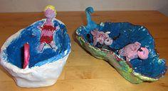 Blond Amsterdam, Book Crafts, Schmidt, Annie, School