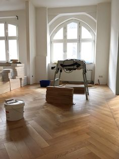 Reclaimed Old Fir Floorings, Grey Painted + Grey Wax ||| Pavimento In Abete  Antico Di Recupero, Verniu2026 | Pavimenti In Legno Antico | Old Wood Floorings  ...