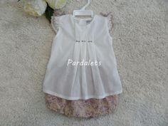 CAMISA + CULOTE ESTAMPADO | Pardalets - Ropa para tu bebe