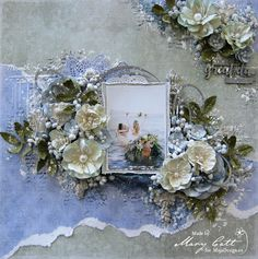 Mary's Crafty Moments: ''Such a Great Day to Remember'' - DT Layout for M...