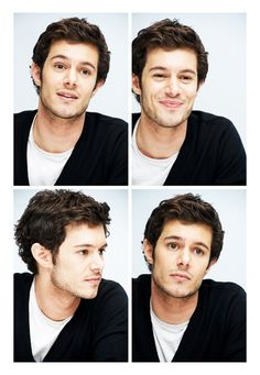 Seemed like every girl who watched The Oc fell for Ryan.. I instantly got attached to Seth (Adam Brody). So sexy in a nerdy way (: