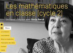 #webdoc Les mathématiques en classe (cycle 2) de Stella Baruck @reseau_canope