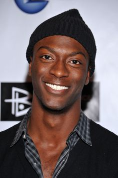 Aldis Hodge as Alec Hardison on Leverage