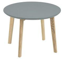 Mahin bijzettafel S grijs - Robin Design