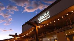 Blanco Tacos + Tequila Featuring the updated flavors and spirits of Mexico, ... delicious creations from the open kitchen where food is prepared using the freshest most delicious ingredients. Phone: (520) 232-1007 Cuisine Type: Mexican Location: Upper Level: 2C - La Encantada - 2905 E Skyline Dr., Tucson, AZ