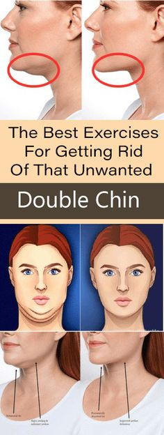 A little weight gain can give you a double chin. Yes, it is true you don't have to be an overweight person to have a double chin. And it looks awful and definitely, everybody wants to get rid of do…