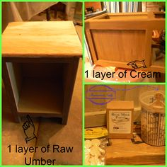 How to achieve a distressed layered milk paint finish using the Real Milk Paint,  https://www.facebook.com/Renaissance2Lady?ref=hl