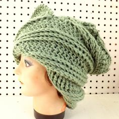 Unique Crochet Hats for Women JUDY Crochet by strawberrycouture