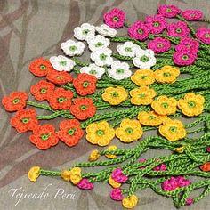 Flores que alegran :)