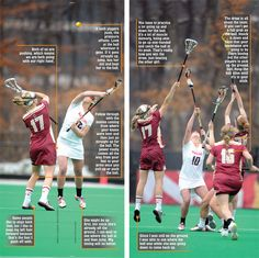 Your Edge: Jump on the Draw With Mikaela Rix - US Lacrosse