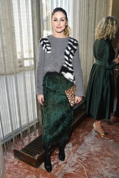 You'll Want to Screenshot All of Olivia Palermo's NYFW Outfits