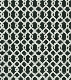 Home Decor Indoor/Outdoor Fabric-Waverly Sun N'Shade Ellis / Panther: outdoor fabric: home decor fabric: fabric: Shop   Joann.com