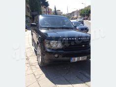 Land Rover Range Rover 2006 Model KAZASIZ BOYASIZ TEMİZ GÖRÜLMEYE DEĞER
