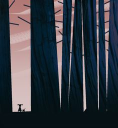 The Woods by bear65 on deviantART