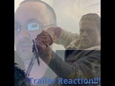 King Arthur Legend of the Sword Reaction!!!