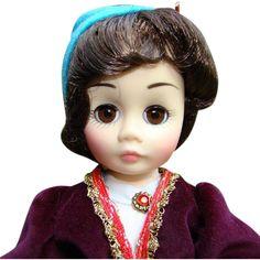 1980s Madame Alexander Romeo Doll 12 Inch Portrait Children Mint in Box 1360
