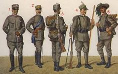 uniforms of world war ii   Majorgeneral, 2= Major of the General Staff, 3= Private of the ...
