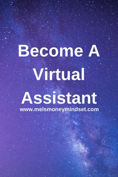 How to become a virtual assistant. Ideas, resources and tips from VA's of how to get started and how to find clients. How To Make Money, How To Become, How To Get, Virtual Assistant, Get Started, Saving Money, Improve Yourself, Tips, Ideas