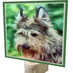 Jean luc - berger picard night light from doggylips.com $17.95 via @shopseen
