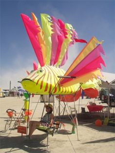 Gotta do Burning Man at least once before I leave the planet.