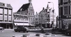 van Coothplein in de jaren 70.