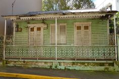 ☀ Old House ☀ Puerto Rico