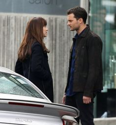 Pin for Later: All the Fifty Shades Darker Movie Set Pictures You Could Possibly Want