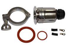"Hot Pod Kettle Element Enclosure ETC3 1.5"" TC enclosure, clamp and gasket"
