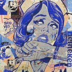 Minneapolis, MN artist Greg Gossel @greggossel
