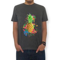 Camiseta Coleção Descasca esse Abacaxi de @fabiolagreco   Colab55
