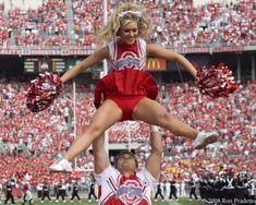 naked Ohio state cheerleader nude