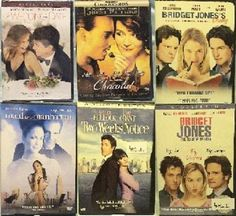 Vintage Romantic Comedy DVDs - 6 DVD Collection