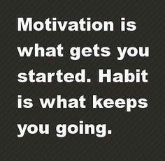 #motivation #quote #habit #habits