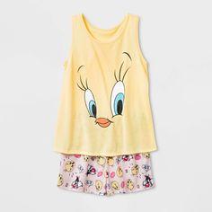 Cute Disney Outfits, Cute Lazy Outfits, Cartoon Outfits, Pretty Outfits, Kids Outfits, Cute Pajama Sets, Cute Pjs, Cute Pajamas, Weather Wear